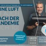 Anzeige Ozonos mit Roland Trettl und BÄKO